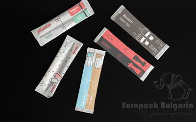 Salt and pepper packaging